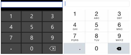 Xamarin Forms Keyboard Type | Ömer Sezer